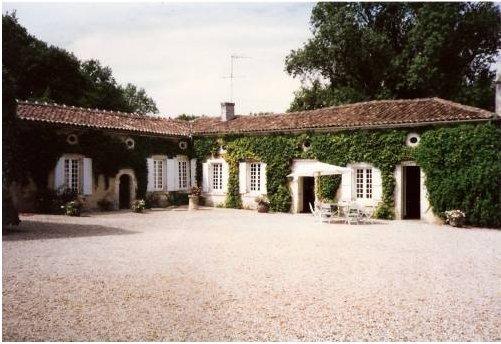 Grange du Bois  COGNACTON