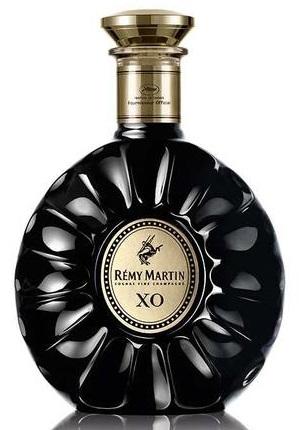 R 233 My Martin Bottle Library Cognac Ton