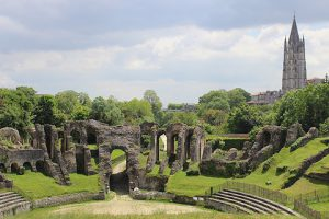 Saintes amphitheater