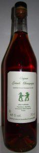 Aubineau, grande champagne (ca 50 years old)