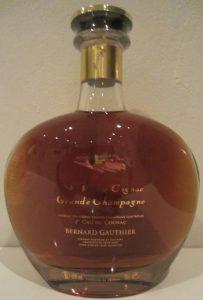 Bernard Gauthier, Très Vieux Cognac