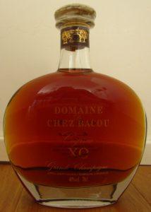 Chez Bacou XO, grande champagne