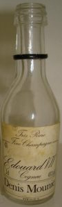 Denis Mounié Edouard VII Très Rare Fine Champagne (3cl)