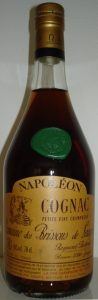 Domaine des Boissons de Laage (Raymond Bertrand), Napoléon, petite champagne