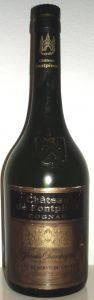 Frapin, Chateu de Fontpinot, vieille réserve du chateau, grande champagne
