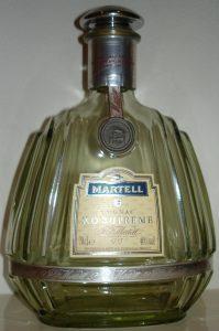 Martell XO Supreme, blend
