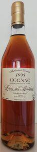 Logis de Montifaud 1995, grande champagne