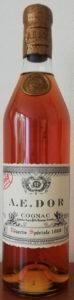 AE Dor, Réserve Spéciale 1968, petite champagne