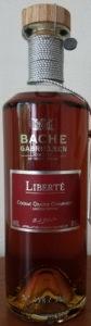 Bache-Gabrielsen, Liberté grande champagne 1944-1945, bottled in 2020; 50cl