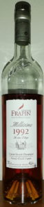 Frapin vintage 1992, 26 years old