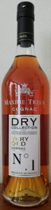 Maxime Trijol Dry Collection No. 1, Very Old grande champagne