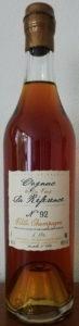 Lebecq, La Référence no. 92, 50cl petite champagne
