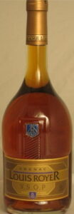 An OU-p symbol on the righ side (750ml)