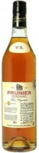 Prunier VS, no hechsher on the bottle, but said to be kosher