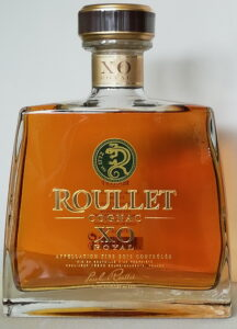 Roullet XO Royal, fins bois