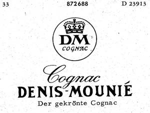 Denis Mounié trademark