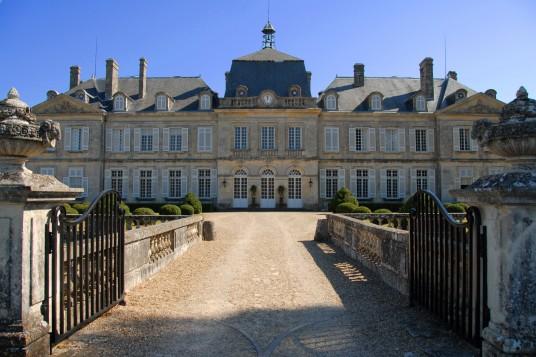 Plassac- chateau de