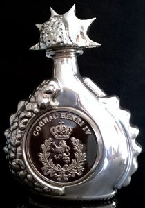 Silver; 40 years old cognac; €549,-