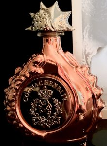 Rose Gold; 40 years old cognac; €549,-