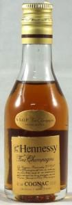 0.029L. On shoulder label: first line: VSOP Fine Champagne; second line: grande reserve