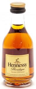 50ml privilege; first line privilege; second line: VSOP cognac; 'VSOP cognac' is written wider