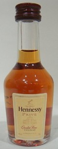 Hennessy Privé, 5cl?