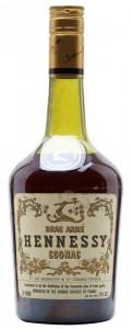 bras armé, fine cognac (on neck label); 24 fl ozs