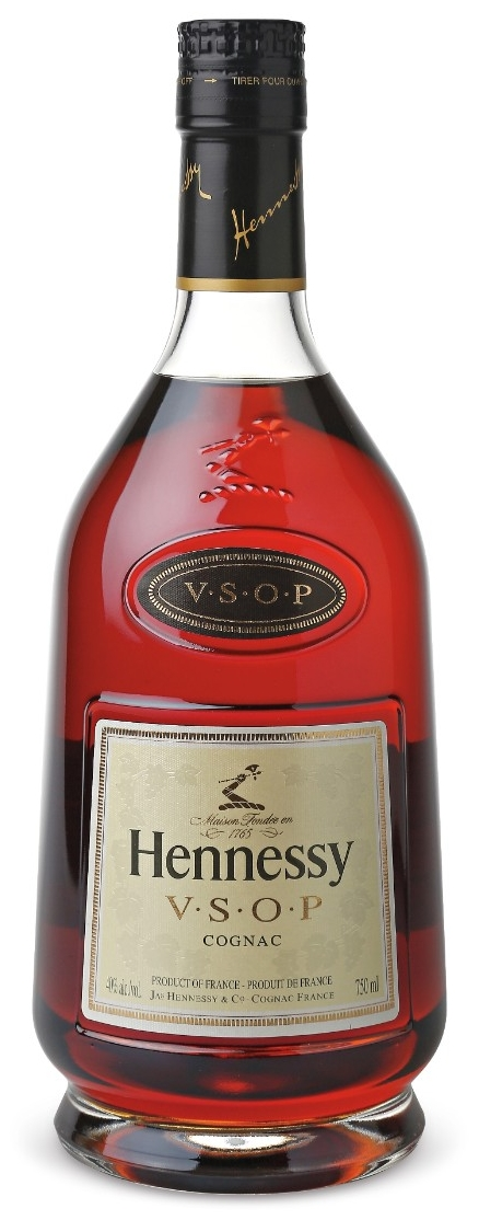 VSOP, two lines underneath, 750ml