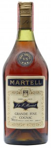 'Grande Fine Cognac'; 700cce and gradi 40% stated