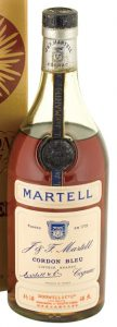 Liqueur brandy; imported by Dodwell for South-China (box dates it 1960-65)
