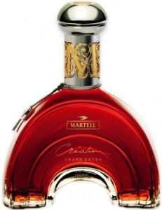 Création Grand Extra 1st edition, 70cl (1995, created for the 280th anniversary of Martell)