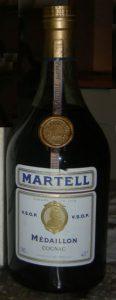 1,4L Cognac, VSOP and Médaillon stated