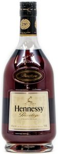 To celebrate Hennessy's 250th anniversary, VSOP Privilege (2015); 750ml