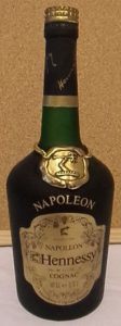 Napoleon on the shoulder (without accent), Bras d'Or in small letters. With 40% G.L