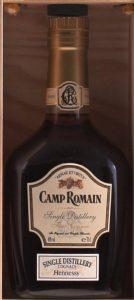 Single distillery 1998, Camp Romain