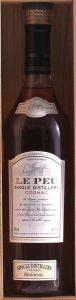 Single distillery 1988, Le Peu; e70cl