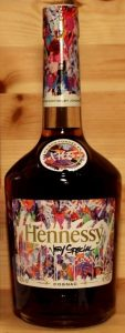 Designed by JonOne (2017); 70cl stated