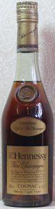 On neck label: Cognac, VSOP fine champagne (0.35L)