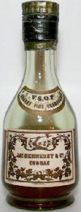 Grande fine champagne 3cl, cork