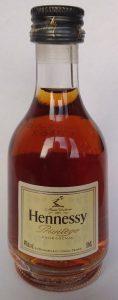 50ml privilege; first line privilege; second line: VSOP cognac