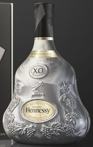 Hennessy Ice; designed by Apartement 103, no content or ABV stated (2016)