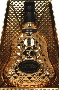 No.9 (gold) by Tom Dixon (2015) with 40%vol and e70cl stated