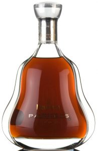 Paradis rare cognac, different stopper; with extra text on the neck; 70cl stated on the back