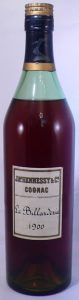 vintage 1900 La Billarderie (bot 1965); (not been on the market, but handed down as gifts by Hennessy family).