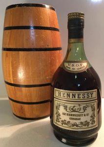 VSOP in wooden cask