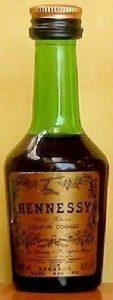 VSOP Reserve liqueur cognac with Asian text underneath; prob. 29ml