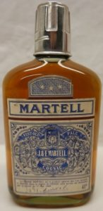 250ml, not stated on the bottle, but stated at auction