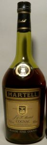 1980s, grande fine cognac; 70cl