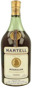 1.460 Liter Médaillon; VSOP is not stated; fine champagne; Italian import