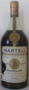 32 US FL.OZS; Liqueur Brandy; without the 'YN' logo